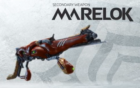 Quick Look at the Marelok Pistol for Your Warframe Account