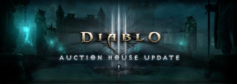 Diablo 3 Gold Auction House FAQ