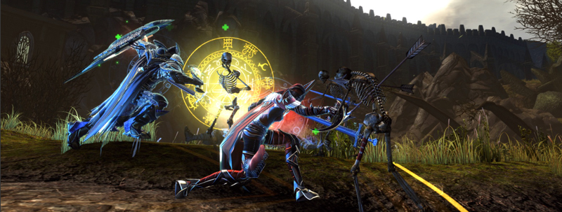 Repel the Undead Hordes for Neverwinter Gold