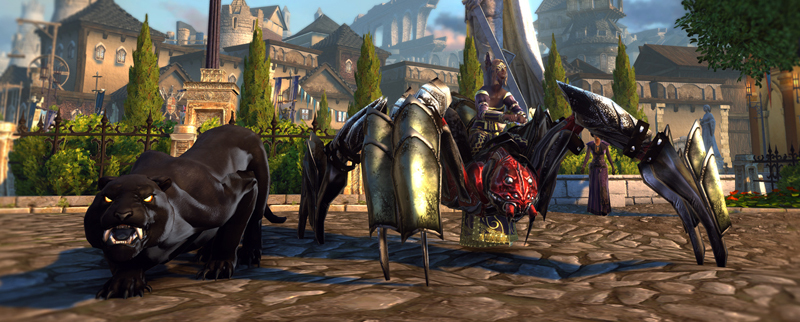 hero north pack for neverwinter gold