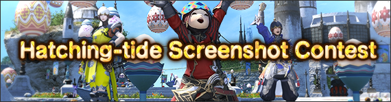 Hatching-tide Screenshot Contest for  FFXIV Gil  gil hunter