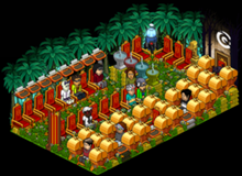making habbo coins from casino