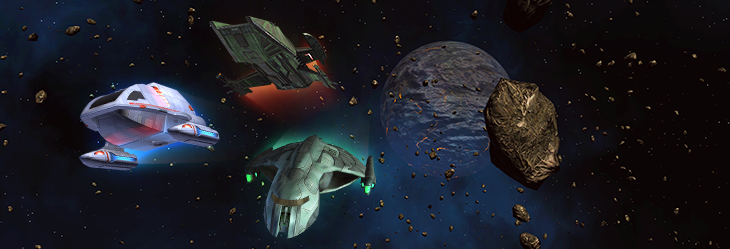 Win STO Credits in the Shuttle Event