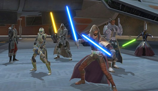 More SWTOR Credits with the New GroupFinder