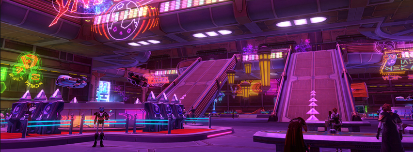 Win SWTOR Credits & Items in Update 2.8