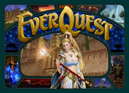 everquest titanium farming magician