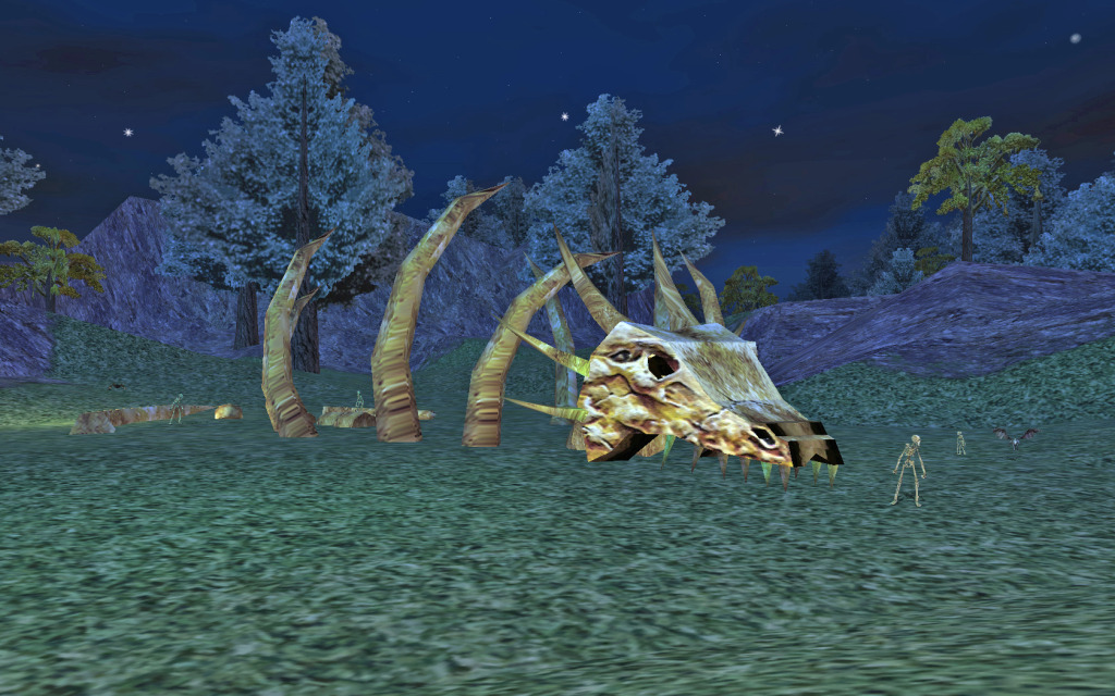 everquest platinum in the swamp