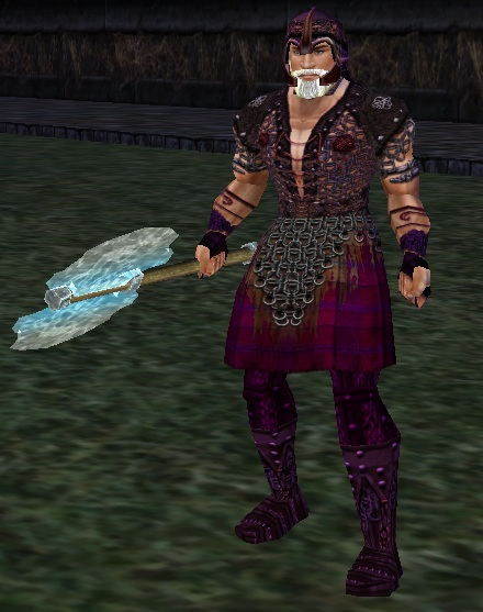 everquest platinum with berserkers