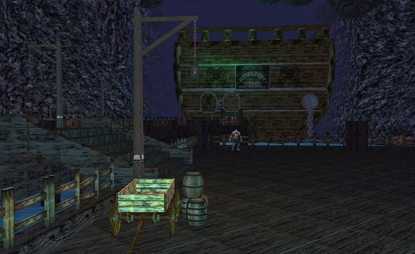 nadox dungeon for everquest platinum