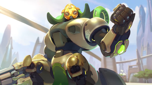 Orisa, Overwatch, Overwatch CD Key