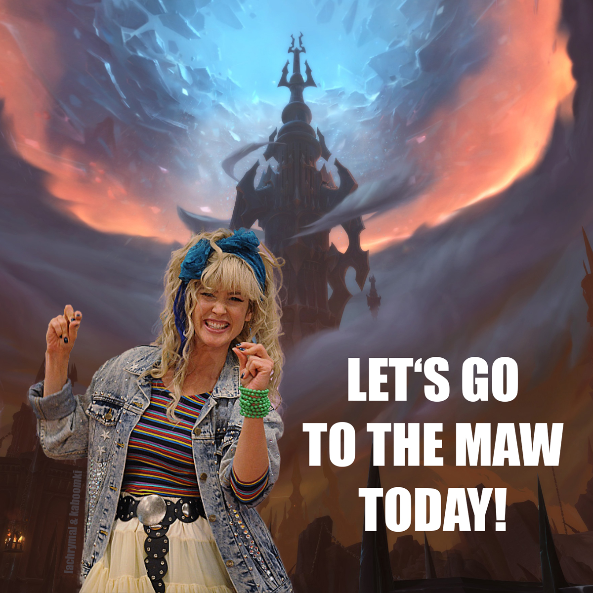 Let's Go To The Maw